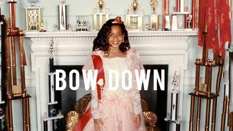 Beyoncé Releases a New Song Commanding Her Adoring Public To 'Bow Down'