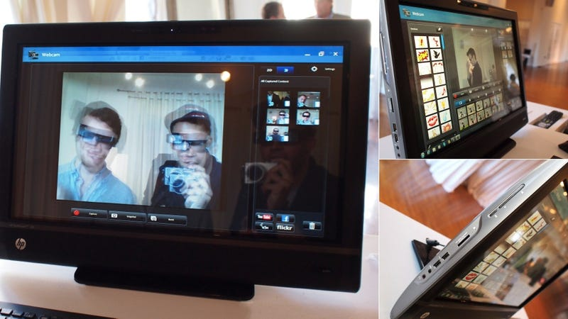 HP's Darn Good All-in-One Gets a 3D Injection