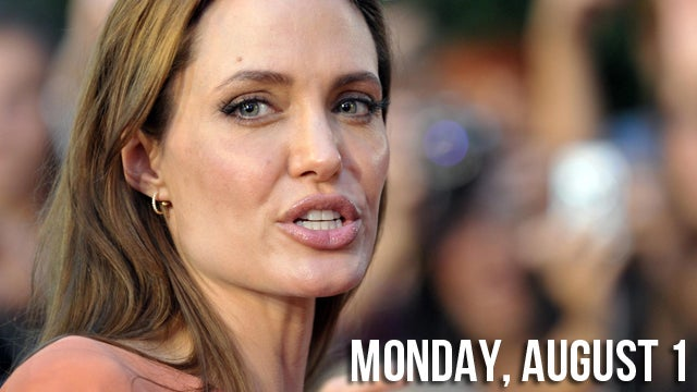 Angelina Nearly Weeps During Visit To Sarajevo