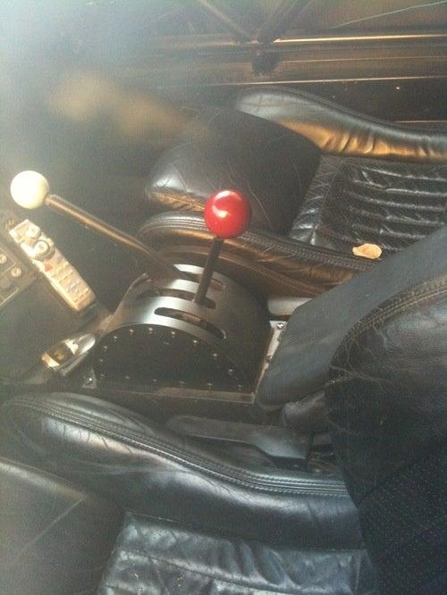 DIY Batmobile