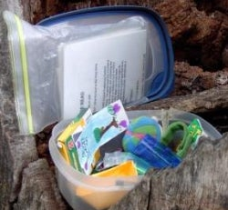 Alpha Geek: Geocaching 101