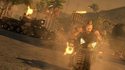 Frankenreview: Mercenaries 2: World In Flames