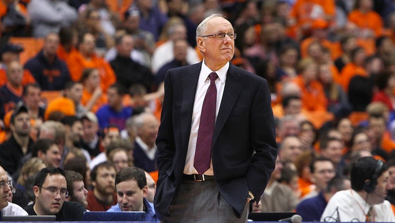 Jim Boeheim Sticks To His Guns On Gun Control