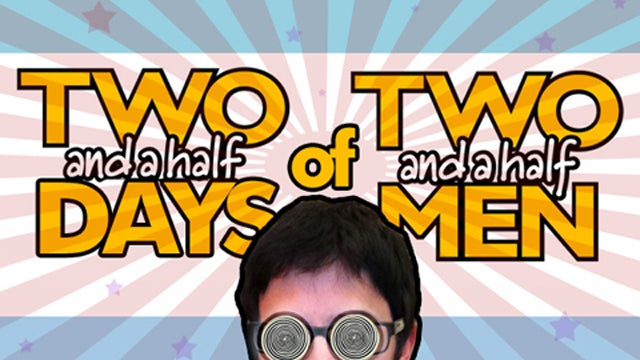 Comedian Livestreams Himself Watching Every Single Episode of Two and a Half Men