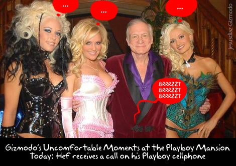 Brace Yourself, Sheila, Playboy Rumored to be Launching Branded Cell Phone