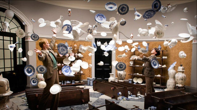 Is Cloud Atlas an unholy mess or a brilliant masterpiece? Yes.