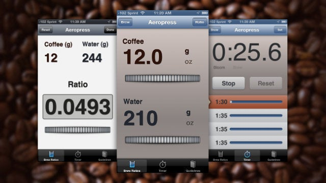 Brew Control Turns Your iPhone into a Mobile Barista