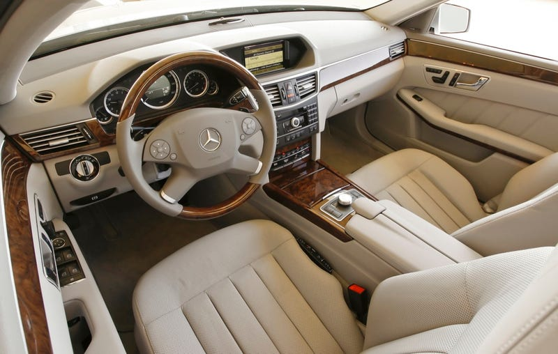 2010 Mercedes E-Class Sedan: First Drive