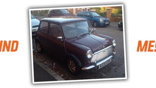 Let's Help Find This Awesome, Stolen Little Mini