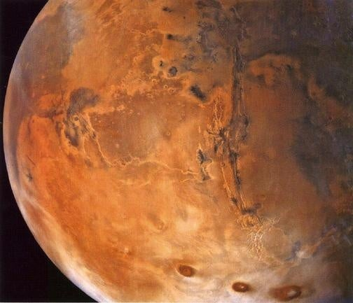 Should We Skip The Moon And Head For Mars?