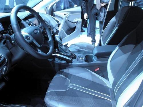 Ford Focus: Detroit Auto Show Images