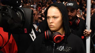 Ronda Rousey Isn't The Female Anyone; She's The First Ronda Rousey