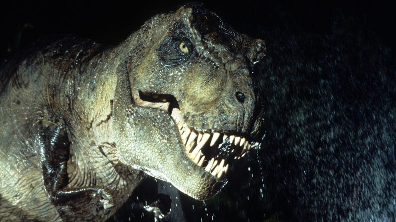 What Sound Did T. rex Actually Make?
