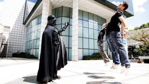 Hadoukening/Vadering--it's the new craze sweeping the nations Vadering