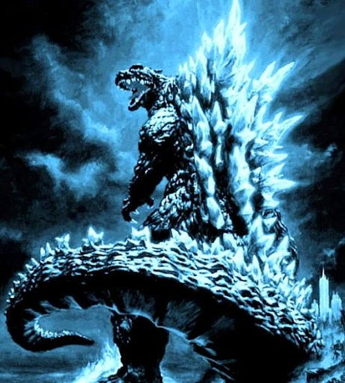 Another American Godzilla Movie Set To Attack
