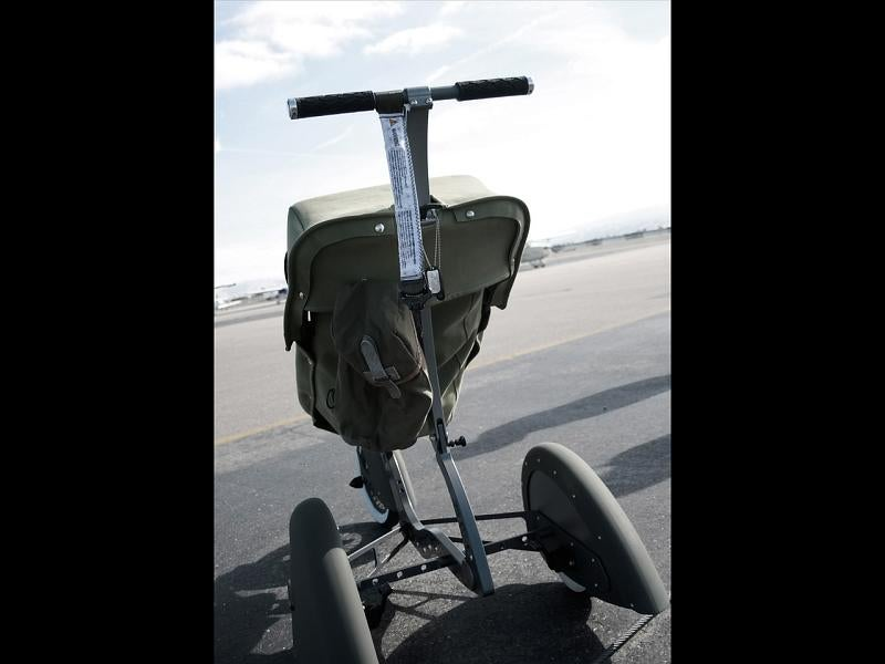 Badass Oakley Roddler Stroller Gives Your Kid an Early Chip on His Shoulder
