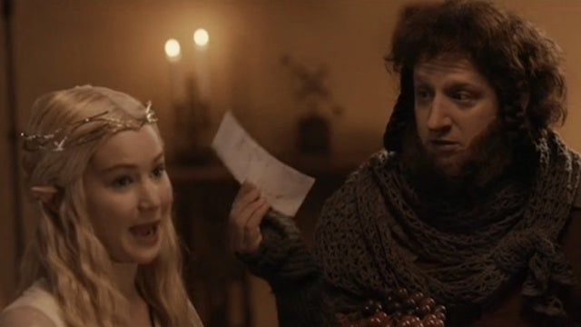 SNL manages to come up with even more Hobbit movies