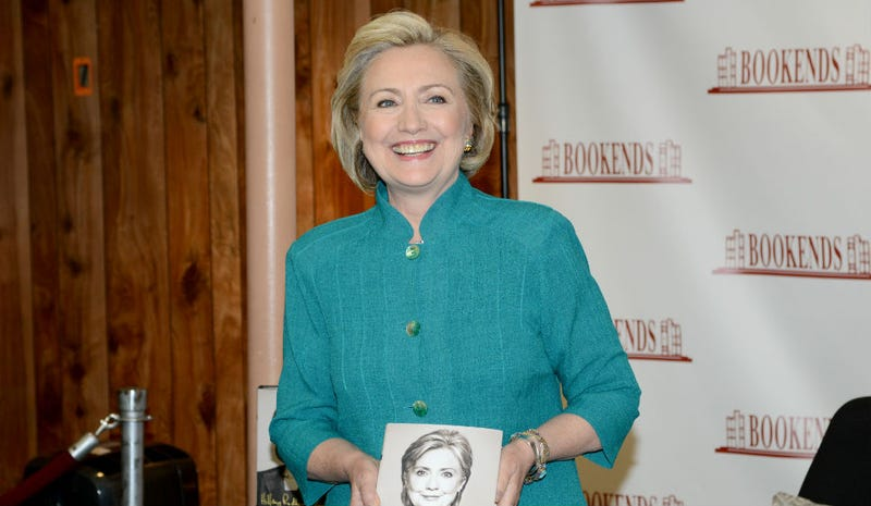 Hillary Clinton: Women in Public Need to Grow Thick Skin