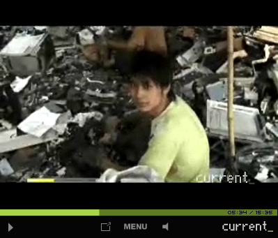 More Video Evidence of China's E-Waste Problem