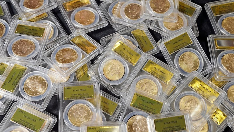 Rare Coins Worth Millions of Dollars Were Probably Stolen