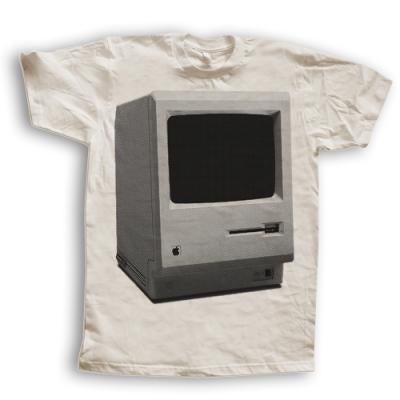 First Macintosh Shirt Is Stylish in its Simplicity
