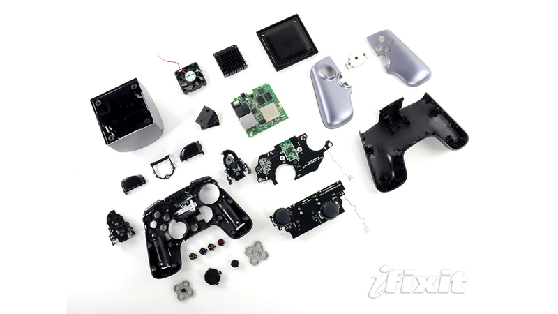 Here's What $100 Worth of Gaming Console Looks Like Inside