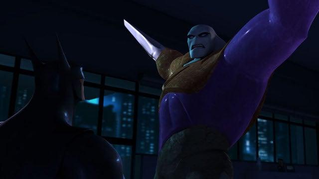 A wacky Disney/Marvel Crossover plus Metamorpho on Beware the Batman