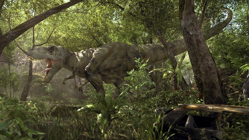 Clearly, The Time Is Right For A Great Jurassic Park Game