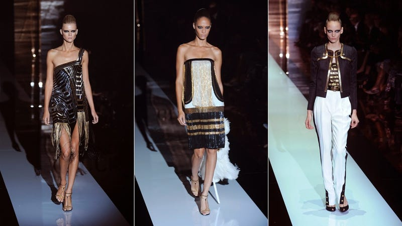 Gucci Spring 2012, For The Angry, Yacht-Owning Flapper In You