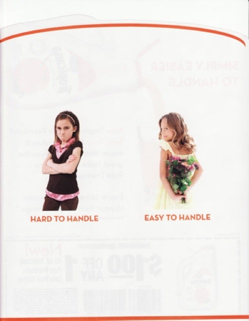 """Tropicana Wants You To Know That Some Girls Are """"Easier"""" Than Others"""