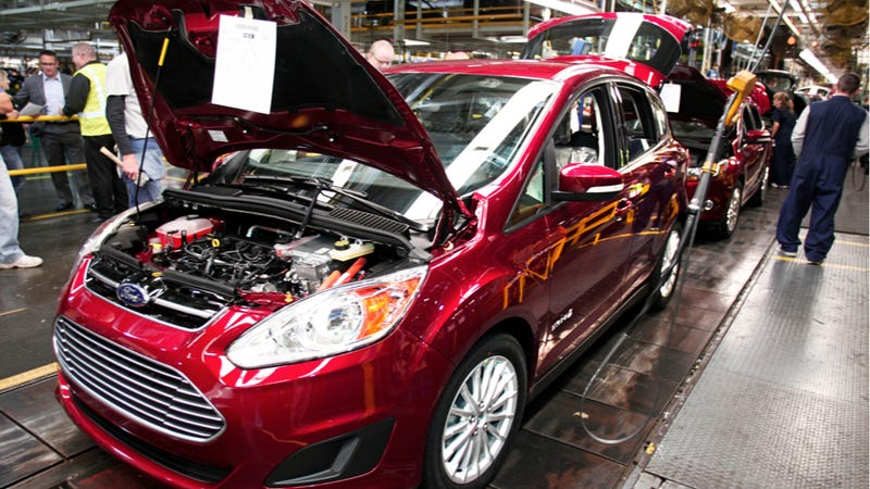 Ford Admits EPA Fuel Economy Of C-Max Is 40 MPG, Not 47 MPG