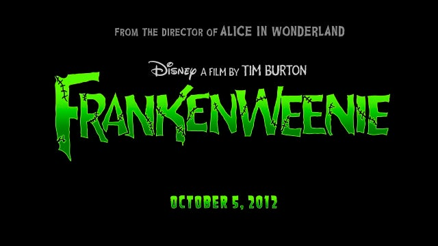 Frankenweenie is Tim Burton's twisted take on man's best friend