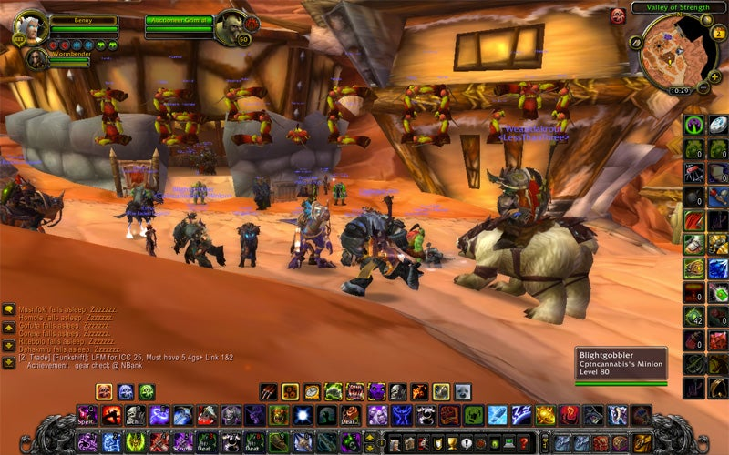 World Of Warcraft Gold Sellers Get More Creative Every Day
