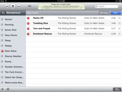Apple Remote 2.0 iPad Gallery
