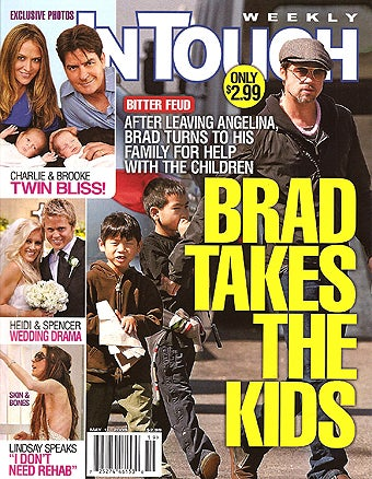 This Week In Tabloids: Kim Kardashian Without Photoshop; SJP's Expecting Twins