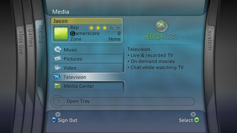 Rumor Smashed: No IPTV on Xbox 360 in Fall Update