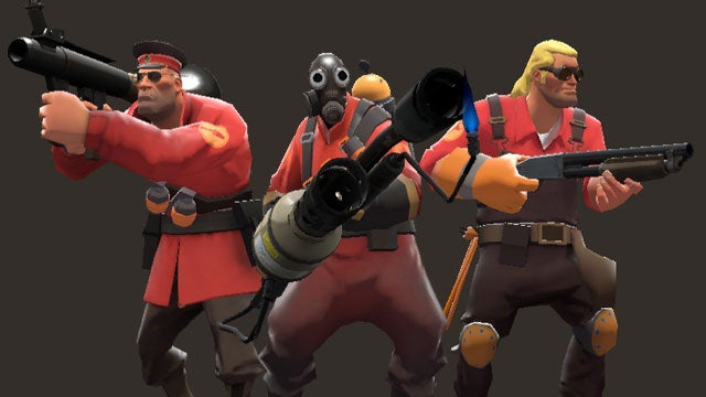Mullets Finally Come To Team Fortress 2