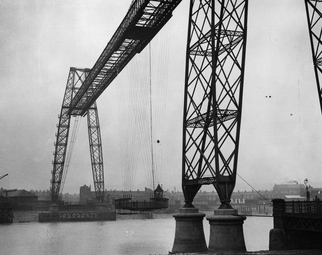 The Radical Hanging Bridges That Time Forgot