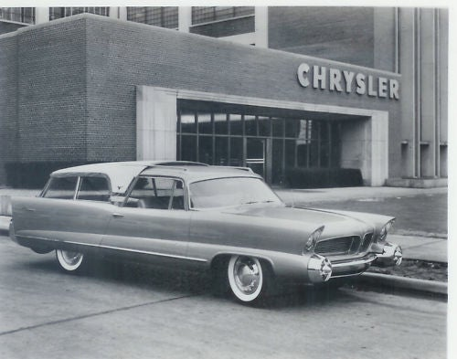 Chrysler Plainsman Gallery