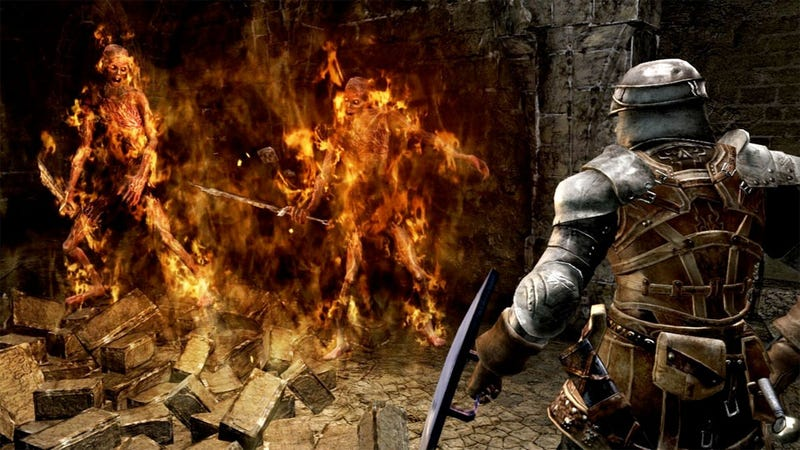 How's Dark Souls Looking on Xbox 360?