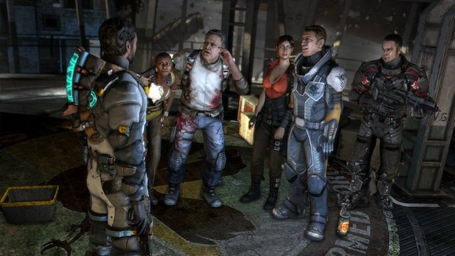 You'll Be Able To Pay Money For Better Weapons In Dead Space 3