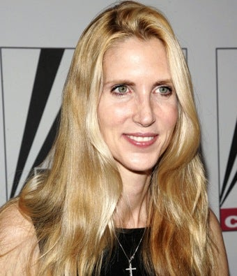 Ann Coulter: Hate Crime Victim? • The Joys Of Tickling Dog Balls
