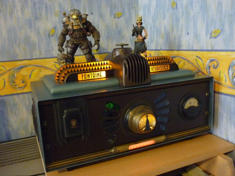 Is a Man not Entitled to a PC Casemod Based On BioShock?