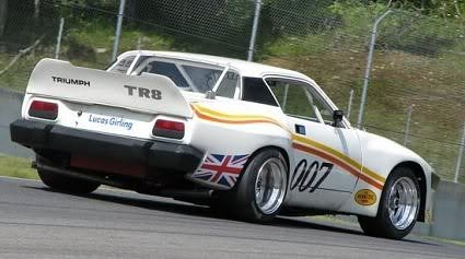 say what you will about the TR7