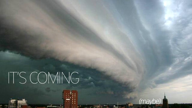 Your Guide to the Derecho, the Storm That Might Destroy New York City Tonight
