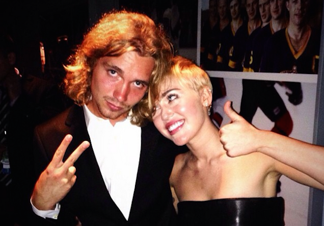 Miley Cyrus' Homeless VMA Runaway Is Wanted By Police