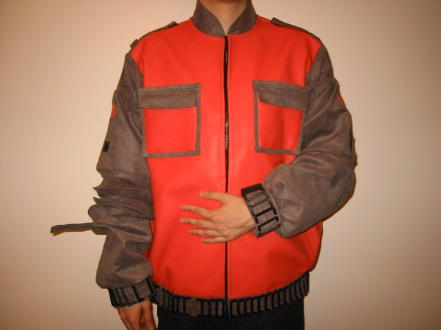Back to the Future II Jacket on eBay