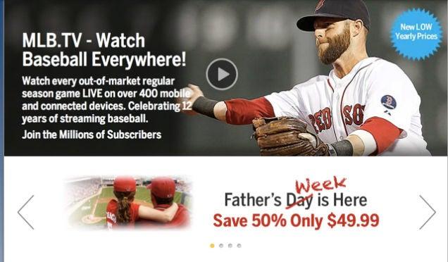 Deals: Nest Learning Thermostat, Little Giant Ladder, MLB.TV
