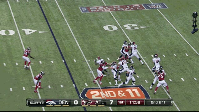 Atlanta 27, Denver 21: The Game In Two GIFs
