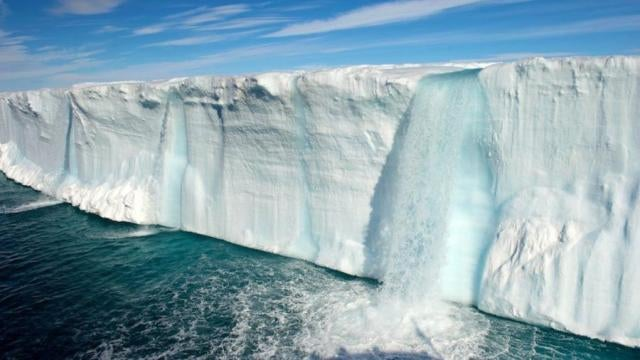 What happened the last time the icecaps melted?